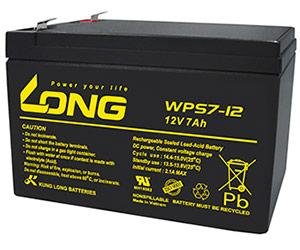 WPS7-12 (12V - 7 Ah)